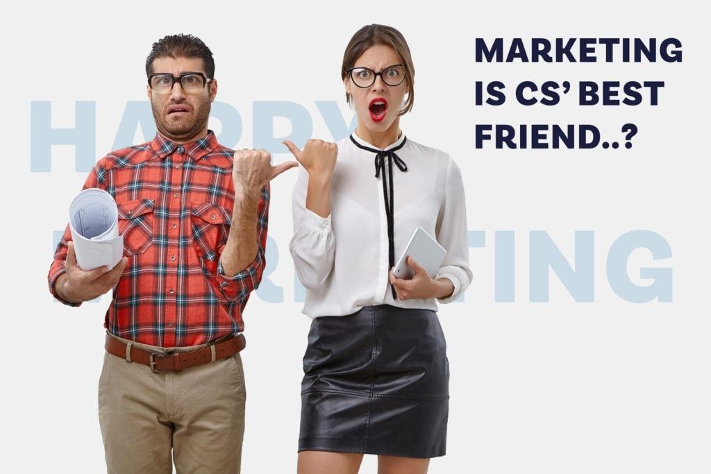Customer Success is Marketing's best friend